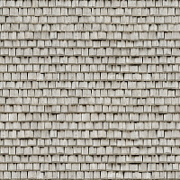 Seamless wood shingles roof texture #6972