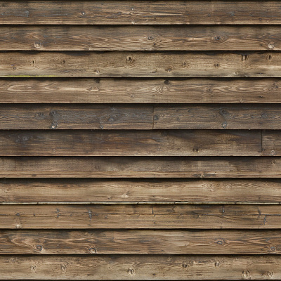 Old Wooden Plank Seamless Texture #494