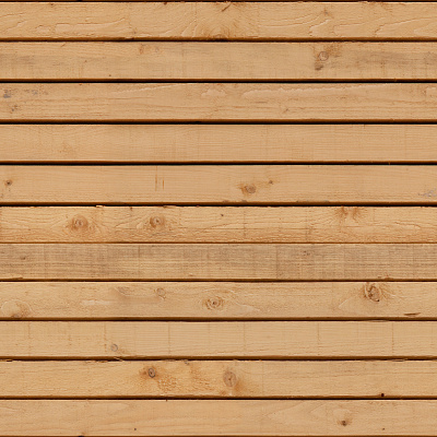 Clean Wood Plank Seamless Texture #340
