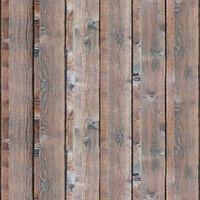 Old Wooden Plank Seamless Texture #756