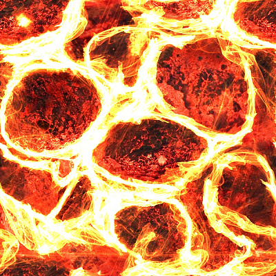 Fire Seamless Texture #5336