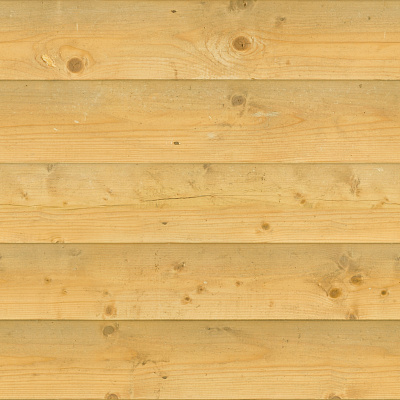 Clean Wood Plank Seamless Texture #343
