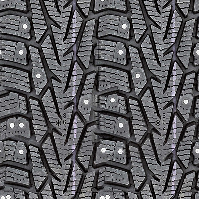 Tire tread Seamless Texture #6009