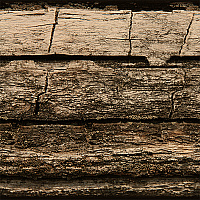 Old Wooden Plank Seamless Texture #791