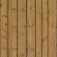 Old Wooden Plank Seamless Texture #484