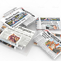 Newspapers #10793
