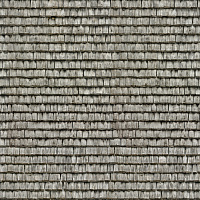 Seamless wood shingles roof texture #6983