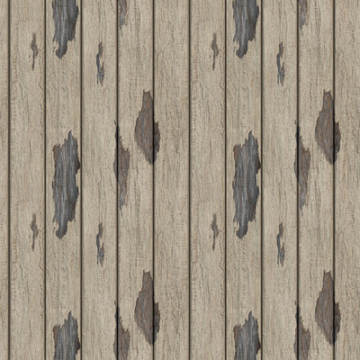 Old Wooden Plank Seamless Texture #788