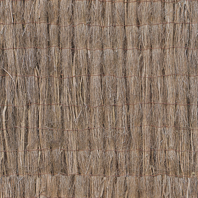 Seamless roof thatched texture #7064