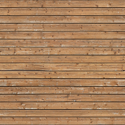 Clean Wood Plank Seamless Texture #342