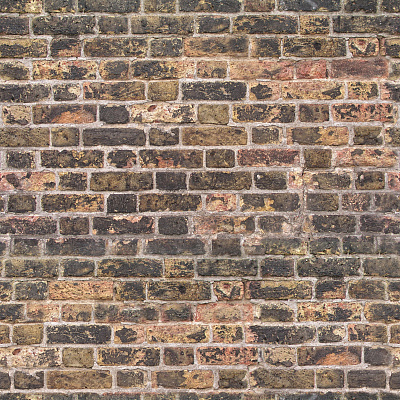 Bricks Seamless Texture #3415