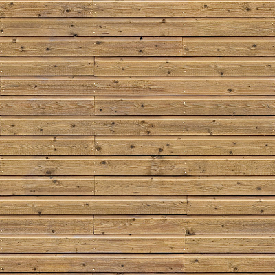 Clean Wood Plank Seamless Texture #334