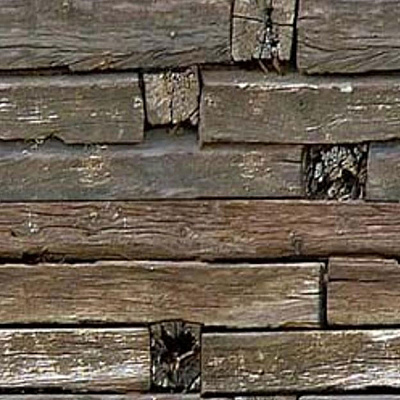 Old Wooden Plank Seamless Texture #799