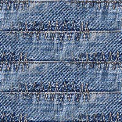 Denim Seamless Texture #2463