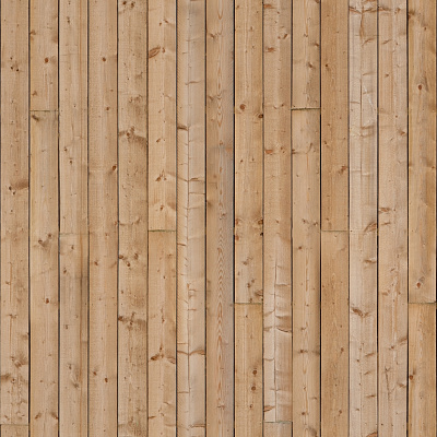 Clean Wood Plank Seamless Texture #337