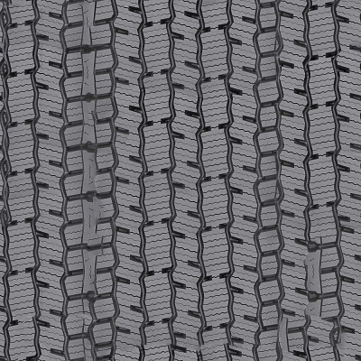 Tire tread Seamless Texture #6012