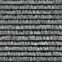 Seamless wood shingles roof texture #6979