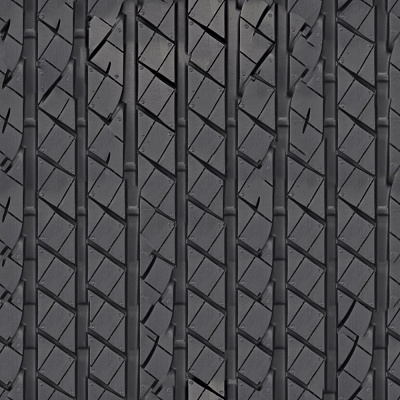 Tire tread Seamless Texture #6018