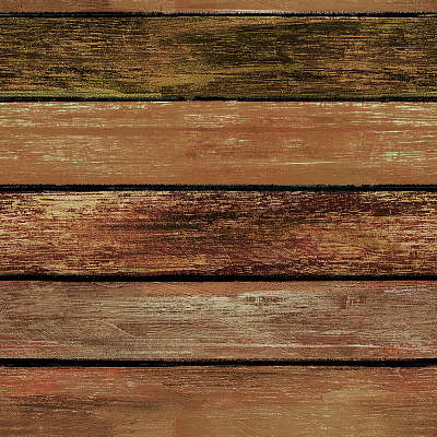 Old Wooden Plank Seamless Texture #786