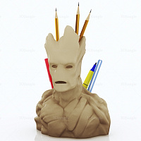 Groot pencil holder #13747