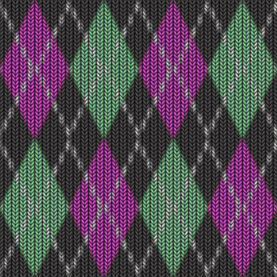 Knitted Seamless Texture #2627