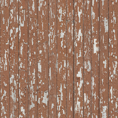 Painted Wooden Plank Seamless Texture #296