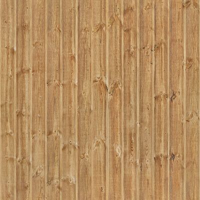 Clean Wood Plank Seamless Texture #348