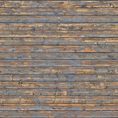 Painted Wooden Plank Seamless Texture #297