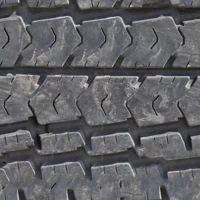 Tire tread Seamless Texture #6006