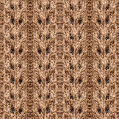 Knitted Seamless Texture #2620