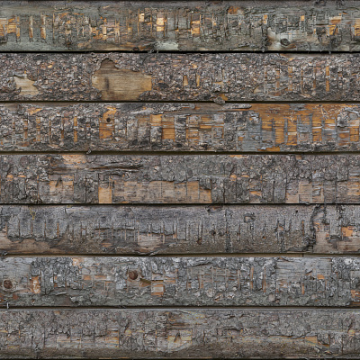 Old Wooden Plank Seamless Texture #473