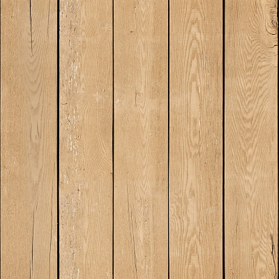 Clean Wood Plank Seamless Texture #346